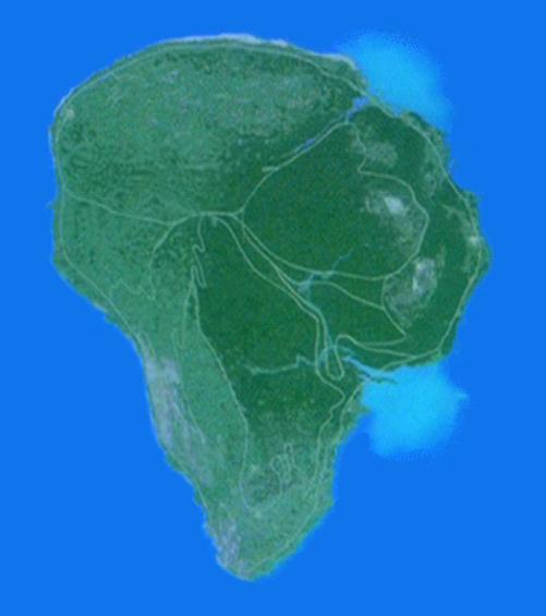 Isla Nublar: Jurassic Park/Jurassic World (S/F) / (S/F-T/G ...