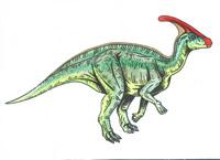 Parasaurolophus walkeri (C/N)