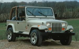 1992  Jeep Sahara Wrangler YJ Series (S/F) / (S/F-T/G)