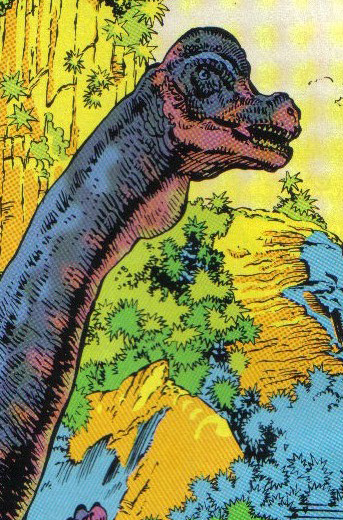 "Brachiosaurus ""brancai"" (*) (CB-Topps)"