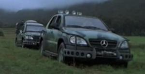 Mercedes Benz M-Class (S/F)