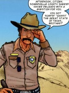 Sheriff Delgado (IDW-JPR)