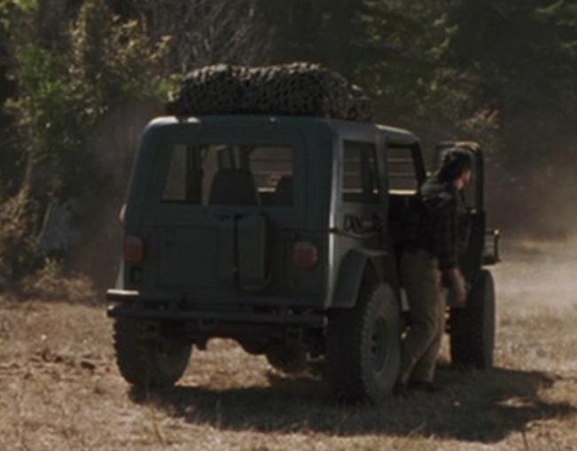 Modified Jeep Yj S F Jurassic Pedia