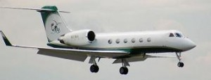 N61WH Grumman Gulfstream G1159B, for the Miami Dolphins
