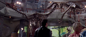 Dinosaur Skeletons - Isla Nublar (S/F)