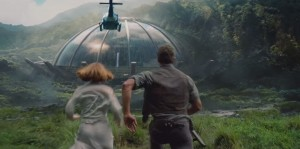 Jurassic World Aviary - Isla Nublar (S/F)