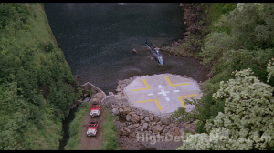 Helipad Compound - Isla Nublar (S/F)