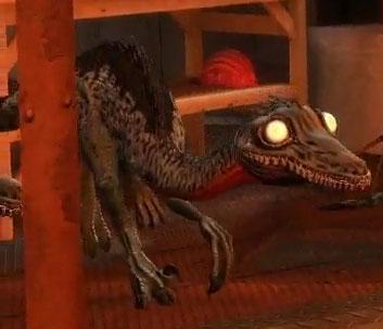 """Troodon """"pectinodon"""" (*) (S/F-T/G)"""
