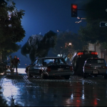 San Diego Streets (S/F)