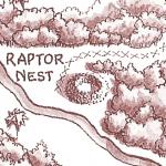 Velociraptor Nest - Isla Sorna (C/N)