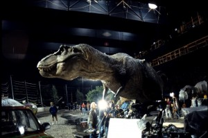 Tyrannosaurus rex Animatronics (JP)