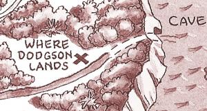 Dodgson's Landing - Isla Sorna (C/N)