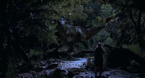 Male Tyrannosaurus - Isla Sorna - The Lost World (S/F)