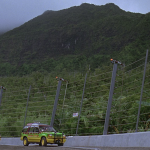 Eastern Mountain Range - Isla Nublar (S/F)