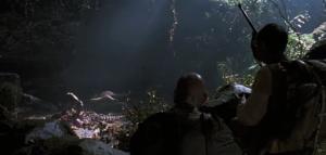 Tyrannosaurus rex Nest - Isla Sorna (S/F)