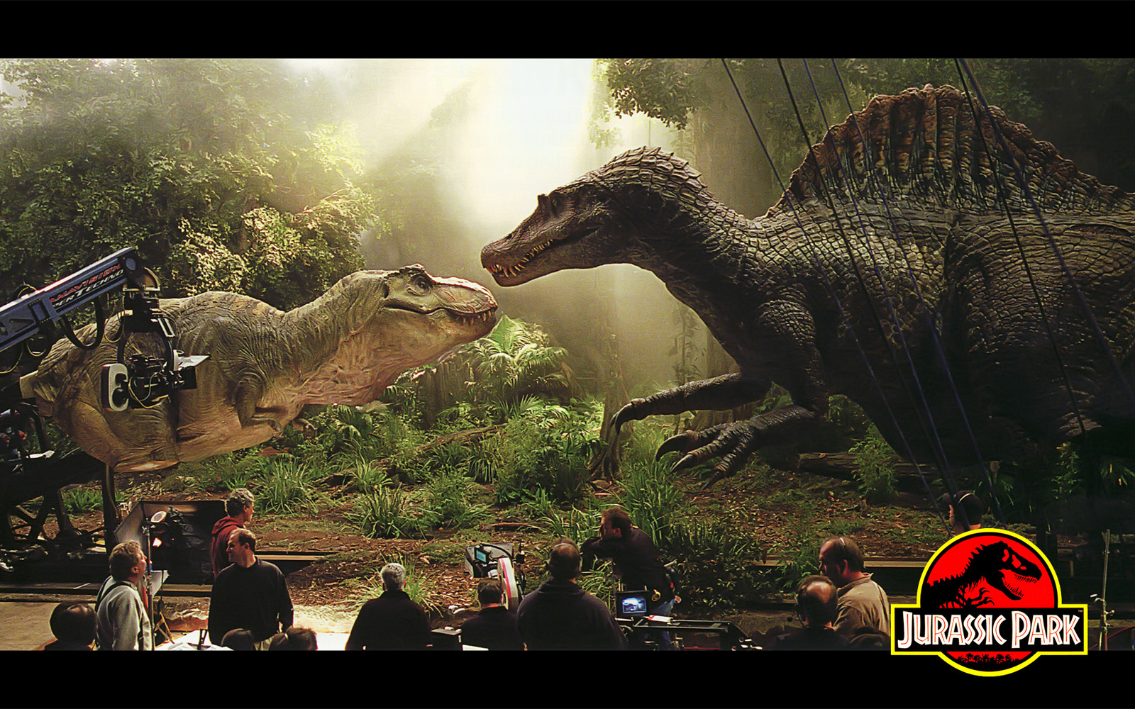 Spinosaurus animatronic jurassic pedia - Spinosaurus jurassic park ...