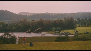 Brachiosaur Paddock - Isla Nublar (S/F)