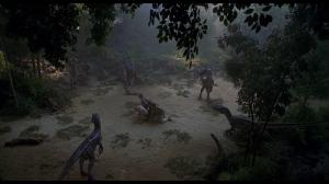Velociraptor sornaensis Ambush - Isla Sorna (S/F)