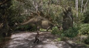 Sarah's Stegosaurus Encounter - Isla Sorna (S/F)