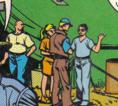 Paleontological Dig Volunteers (CB-Topps)