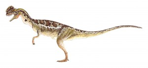 Dilophosaurus Animatronic