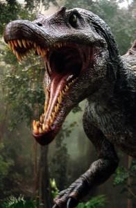 Spinosaurus - Isla Sorna (S/F)