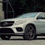 Mercedes Benz GLE Coupe (S/F)