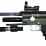 Pneu Dart X-2 Pistol