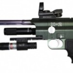 Pneu Dart X-2 Tranquilizer pistol (S/F)