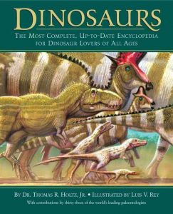 Thomas Holtz's Dinosaur Encyclopedia (S/F)